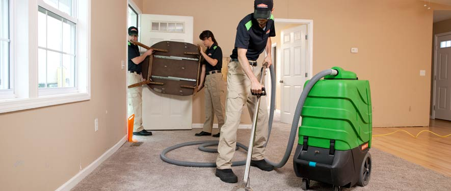 Ahwatukee, AZ residential restoration cleaning